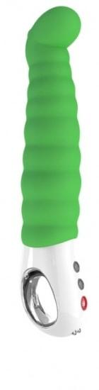 Fun Factory vibrátor Patchy Paul G5 zelená