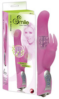 Vibrátor Smile Pearly Bunny