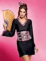 Košilka Obsessive Geisha - original - L/XL