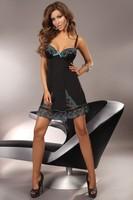 Košilka Livco Corsetti Ceres - černá - S