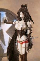 DANCER OD PAIN - FANTASY FIGURE GALLERY - Luis Royo & Shungo Yazawa