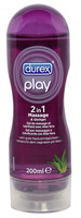 DurexPlay massage & lubricant s Aloe Vera