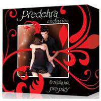 Erotická hra - Předehra