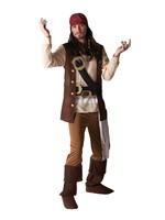 Kostým Jack Sparrow - L 42-46
