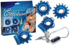 Orion Emotion cockring set